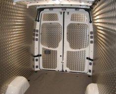 Aluminium traanplaat