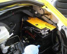 Extra batterij
