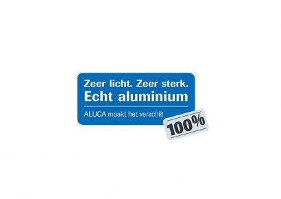Volledig aluminium