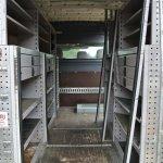 Overbouw LRB bedrijfswageninrichting